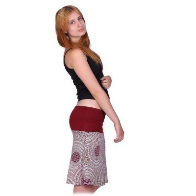 Middle-sized skirt Ibu Sunti