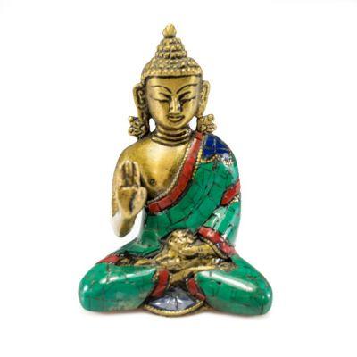 Statuette Buddha Abhaya - small size