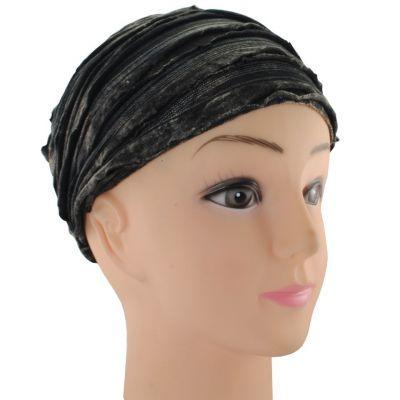 Headband Jalan Hitam