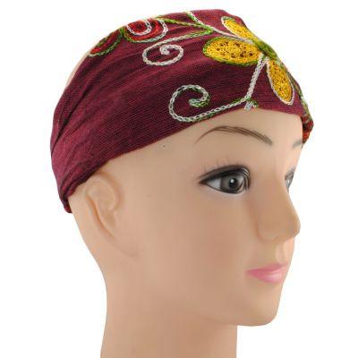 Headband Kilau Anggur