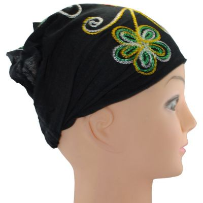 Headband Kilau Hitam