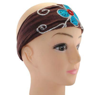 Headband Kilau Hutan