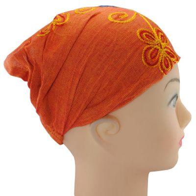 Headband Kilau Jeruk