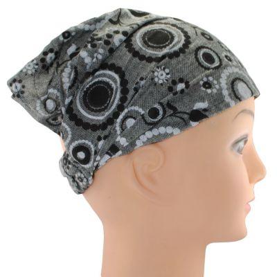 Headband Mengitari Kelabu