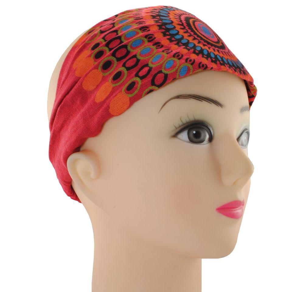 Headband Ruang Merah