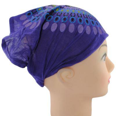 Headband Ruang Ungu