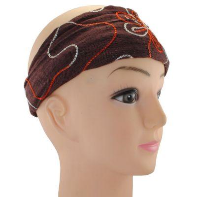 Headband Tampal Hutan