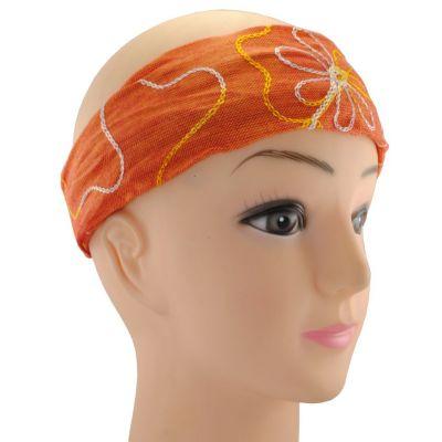 Headband Tampal Jeruk
