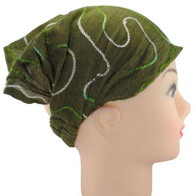 Headband Tampal Khaki