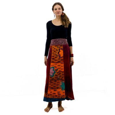 Long skirt Ipsa Anggur
