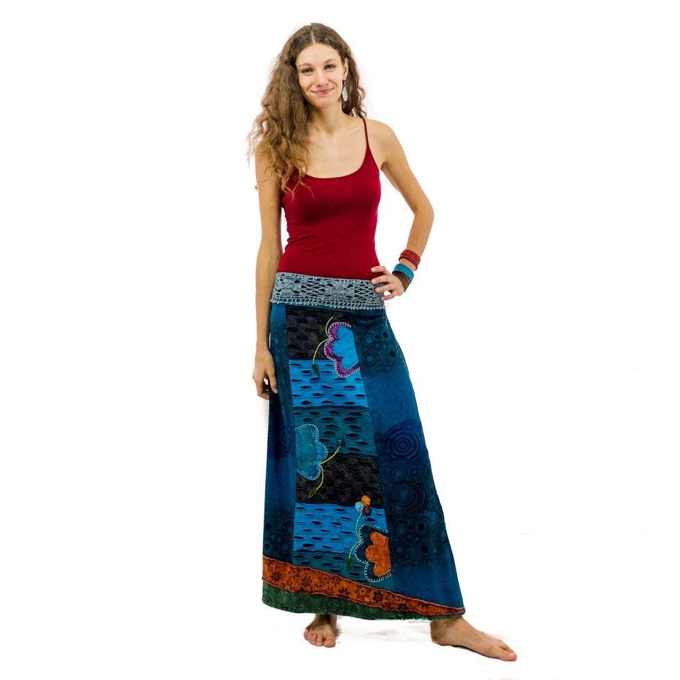 Long skirt Ipsa Pirus
