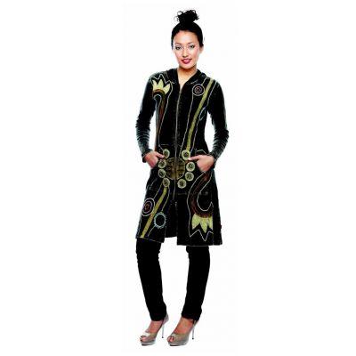Jacket Sadhika Hitam