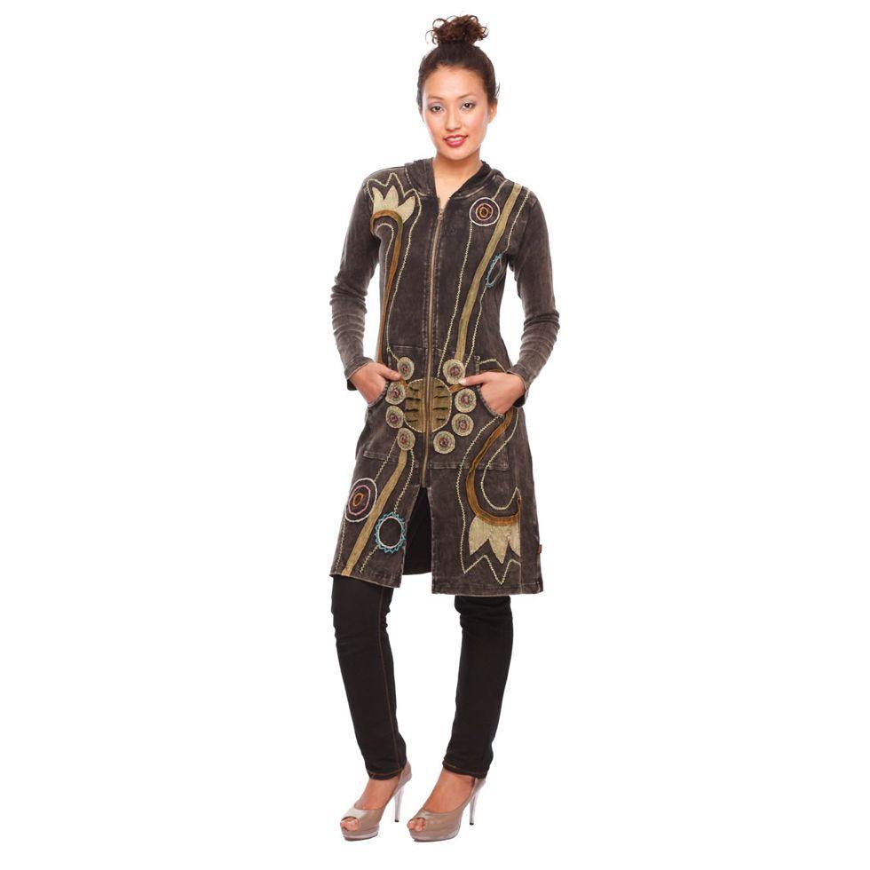 Jacket Sadhika Hutan