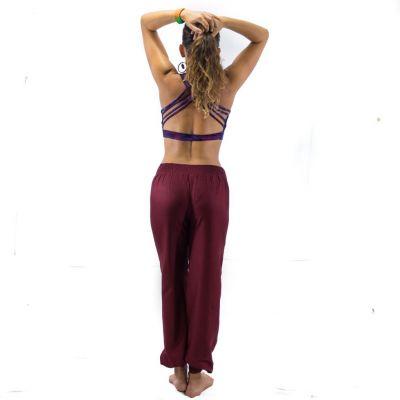 Trousers Nyata Wine
