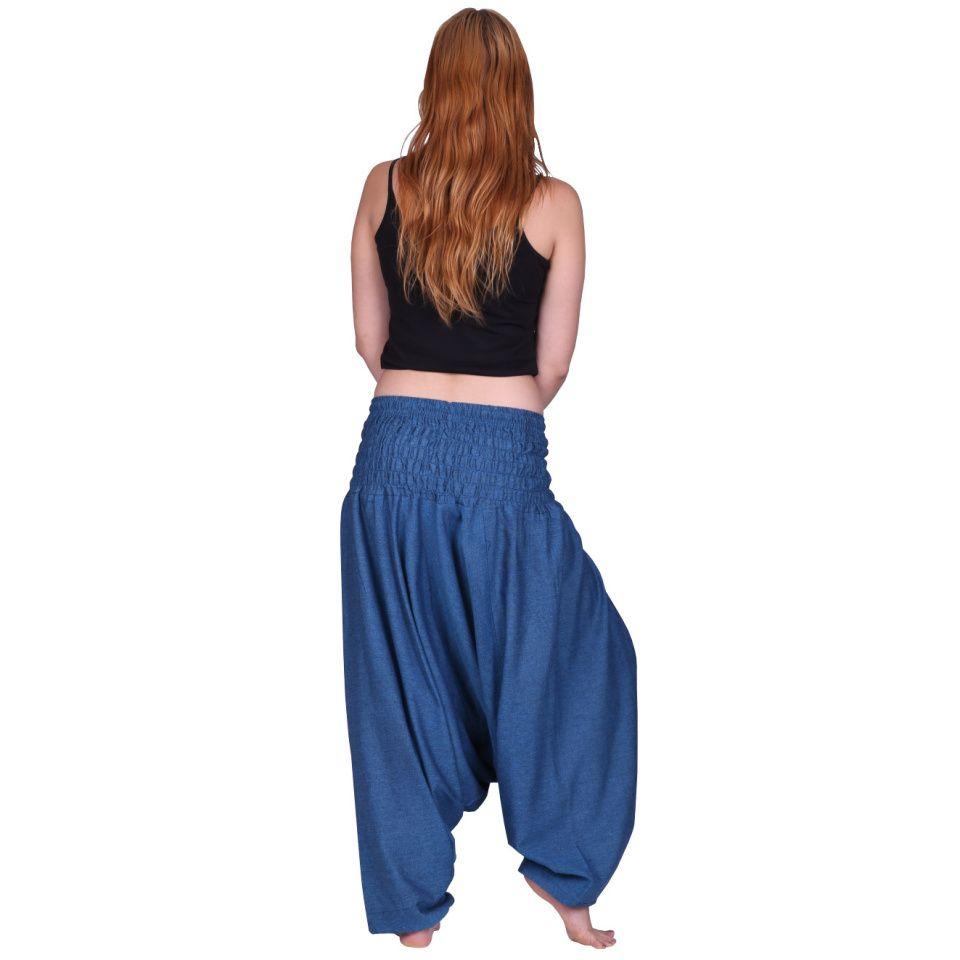 Trousers Biru Jelas