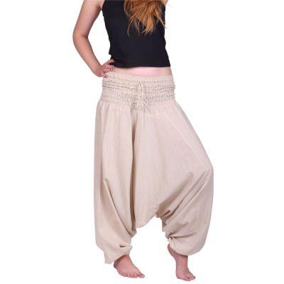 Trousers Putih Jelas
