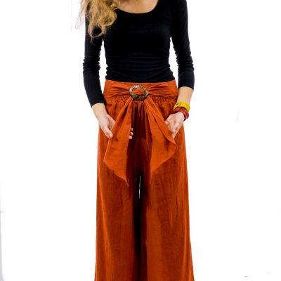 Trousers with a coconut buckle Chantana Jeruk