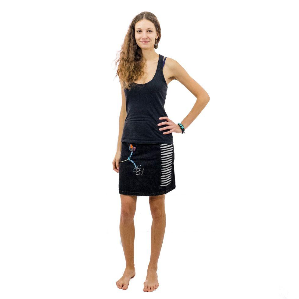 Miniskirt Jagatee Hitam