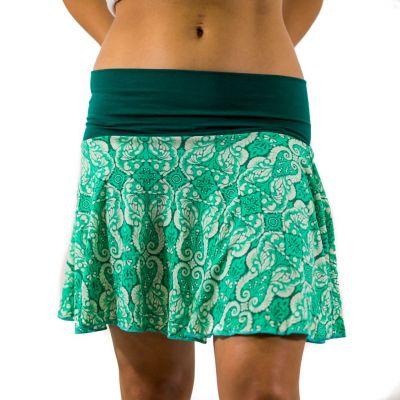 Skirt Lutut Lawan