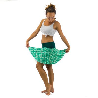 Mini-skirt Lutut Lawan