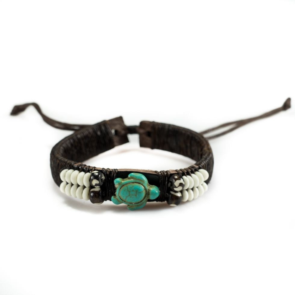 Bracelet Penyu Pirus