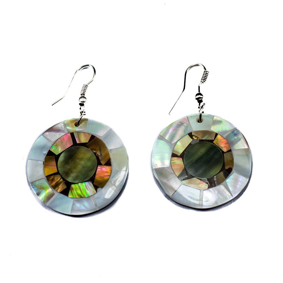 Shell earrings Awakening