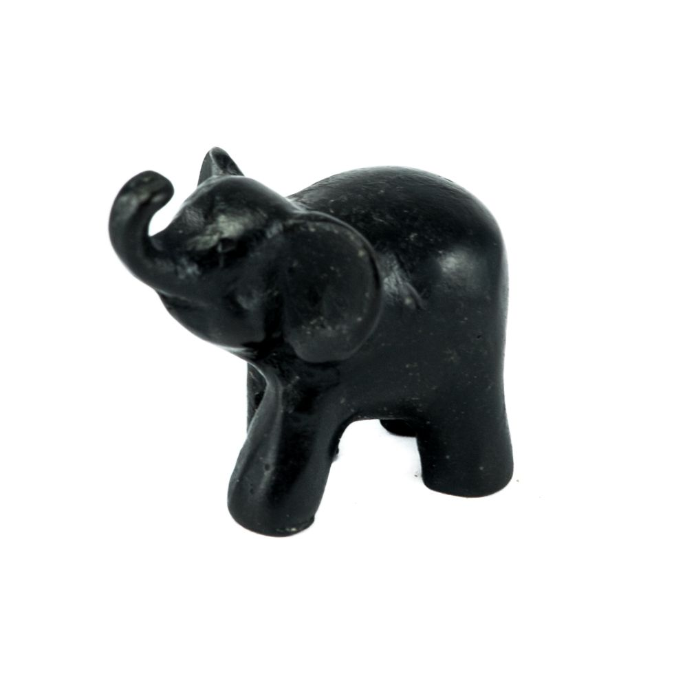Resin statuette Baby elephant