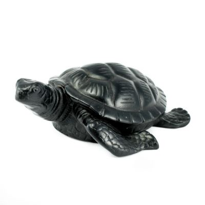 Resin statuette Turtle - large size