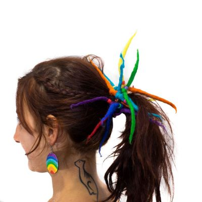 Varicoloured Dreads