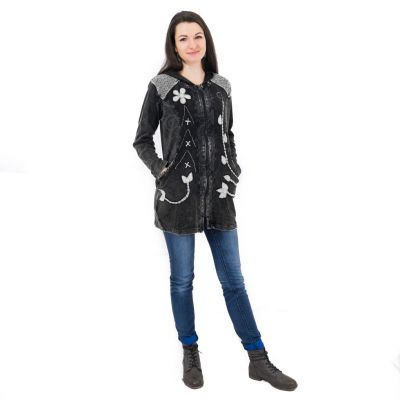 Jacket Mahima Hitam