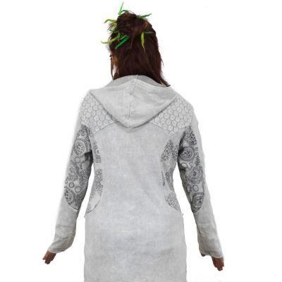 Jacket Mahima Kelabu