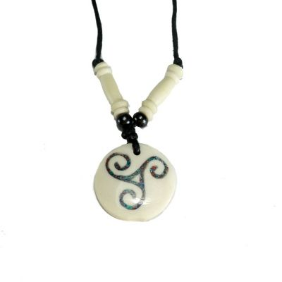 Pendant Celtic spiral