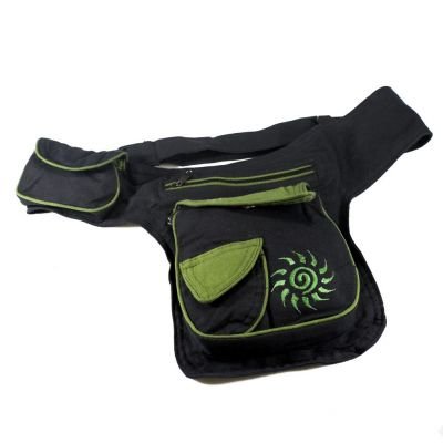 Money belt Kiran Hijau