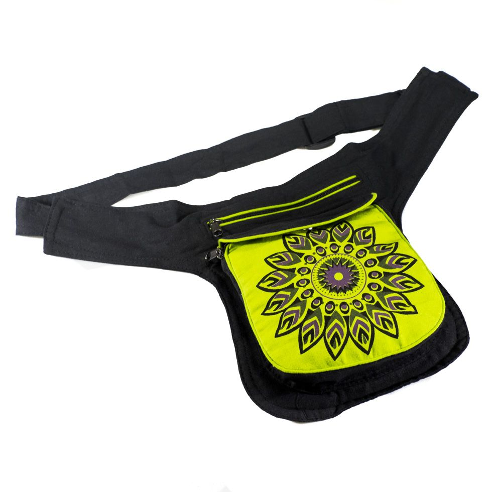 Money belt Madhur Green