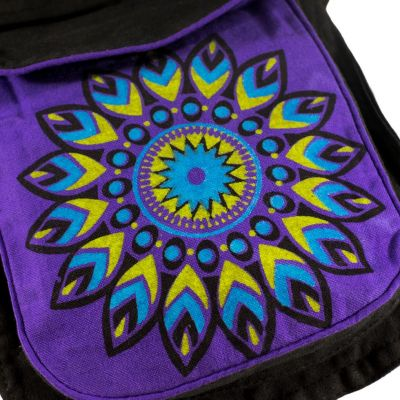 Money belt Madhur Purple