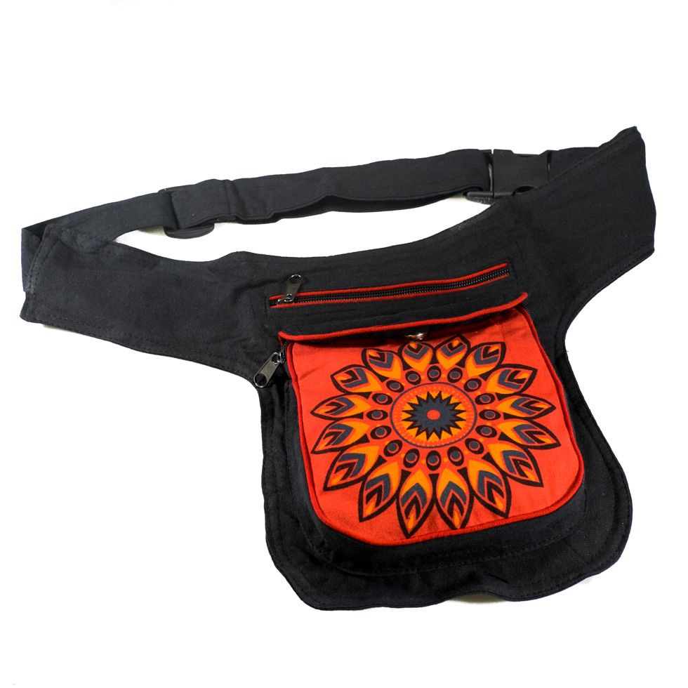Money belt Madhur Red