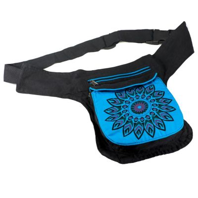 Money belt Madhur Cyan