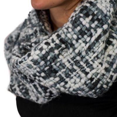 Infinity scarf Yuvika Cloud