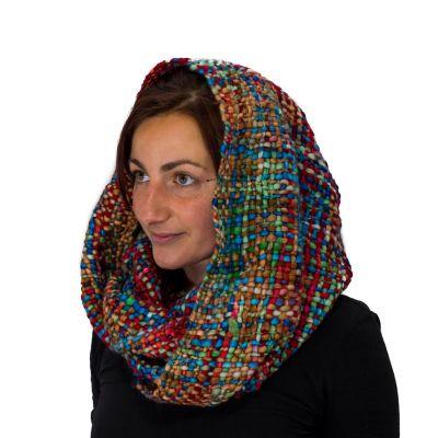 Infinity scarf Yuvika Meadow