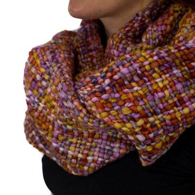 Infinity scarf Yuvika Tender