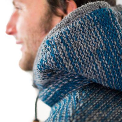 Woollen sweater Cloudy Sky