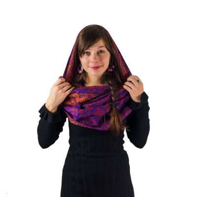 Scarf Manju Enchanted