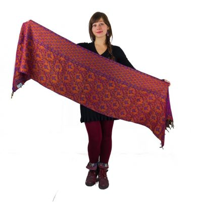 Acrylic scarf Manju Enchanted
