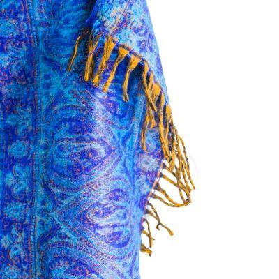 Acrylic scarf Manju Ocean