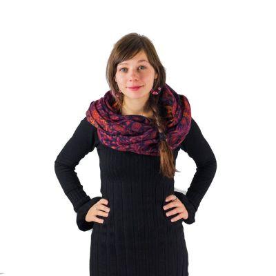 Acrylic scarf Manju Passion
