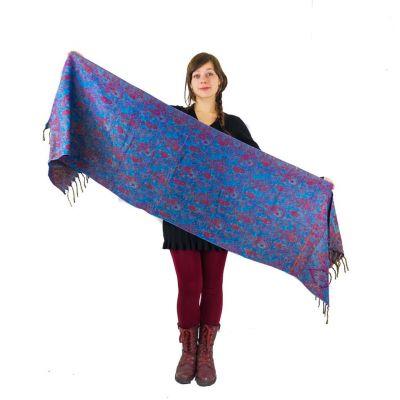 Acrylic scarf Manju Serenity