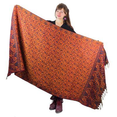 Acrylic scarf / plaid Adrika Passion