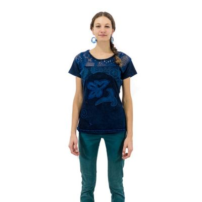 Women's t-shirt with short sleeves Daya Pirus