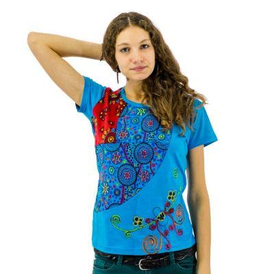 Women's t-shirt Nagarjun Samudra