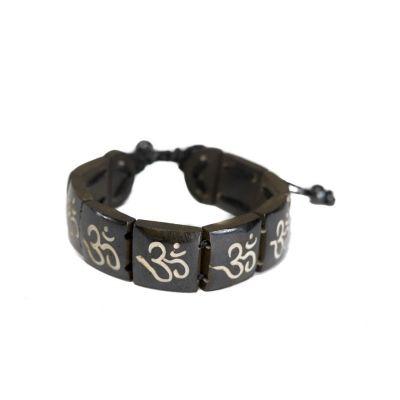 Bracelet Om - square